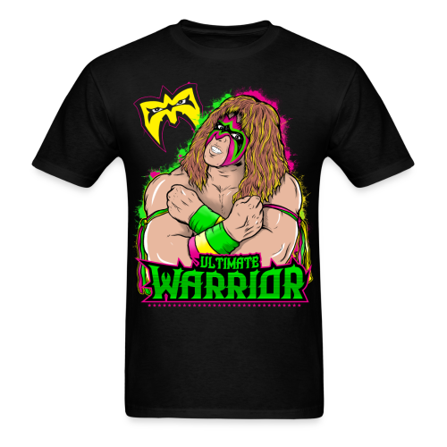 Ultimate Warrior Legendary Shirt - Men's T-Shirt