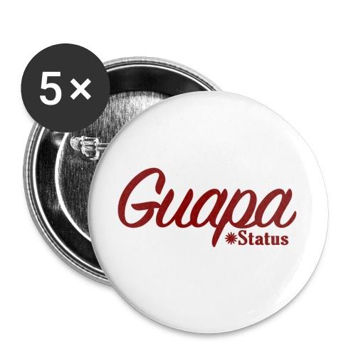 Guapa Status Button - Large Buttons