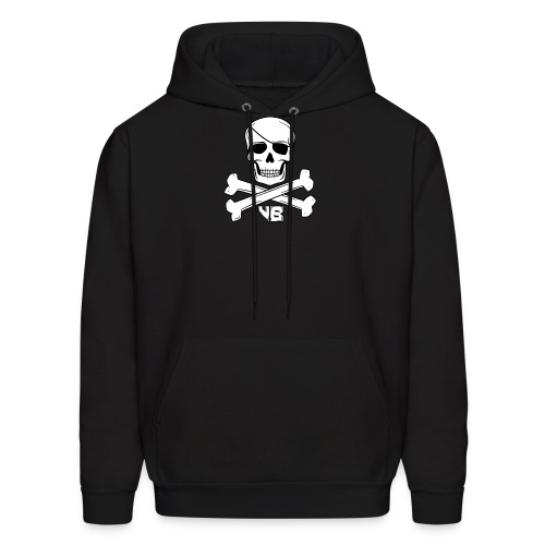 MENS HOODIE   Skull & Bones VB - Men's Hoodie
