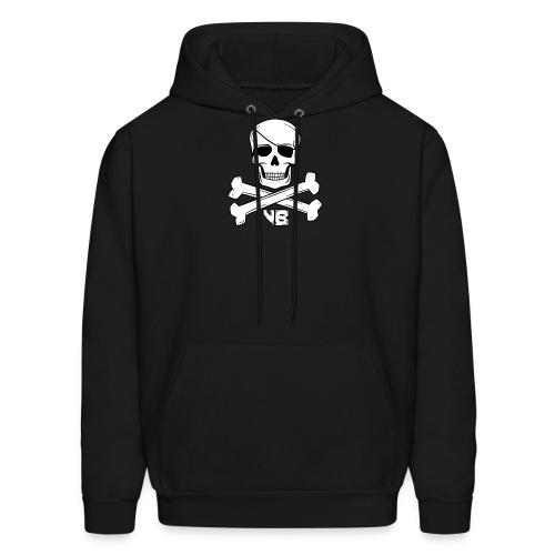 Skull & Bones VB | MENS HOODIE - Men's Hoodie