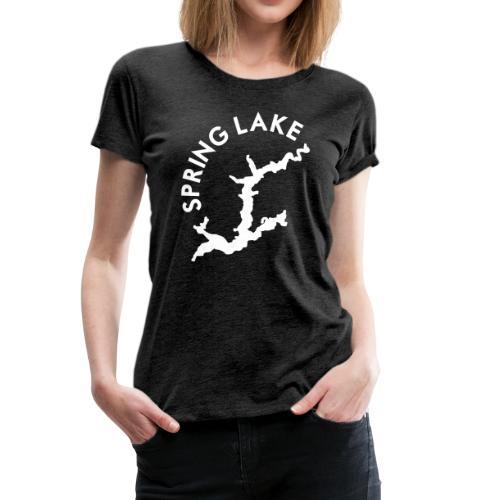 Spring Lake - Women's Premium T-Shirt