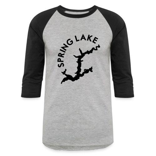 Spring Lake - Baseball T-Shirt