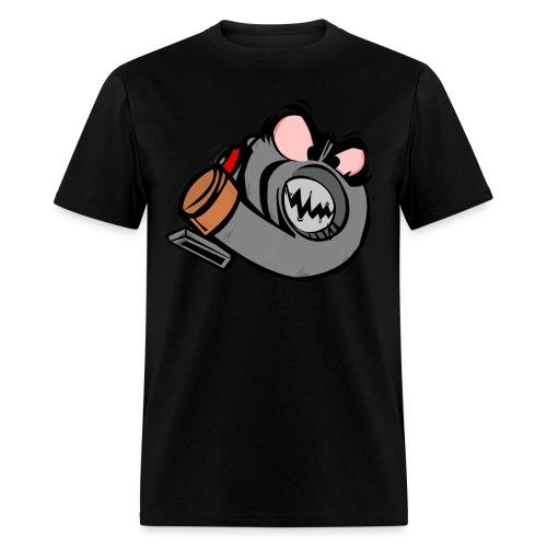 Boostaholics Big TURBO - Men's T-Shirt