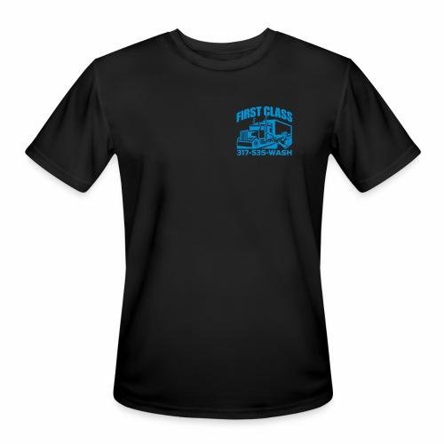 Men's Moisture Wicking Performance T-Shirt - Men's Moisture Wicking Performance T-Shirt