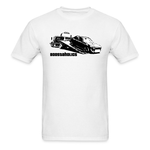 Boostaholics Towing shirt - Men's T-Shirt