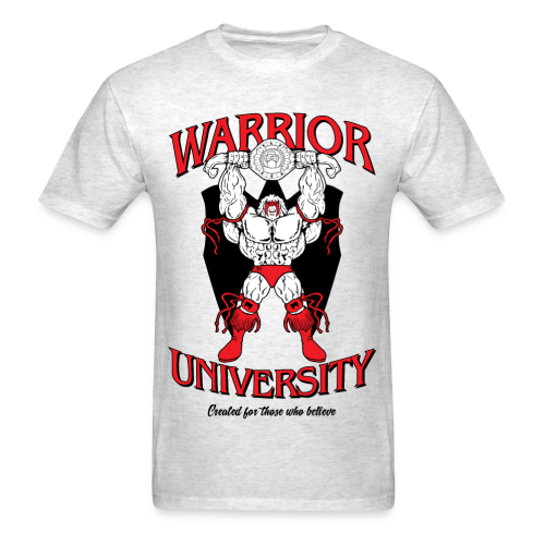Ultimate Warrior Warrior University Shirt - Men's T-Shirt