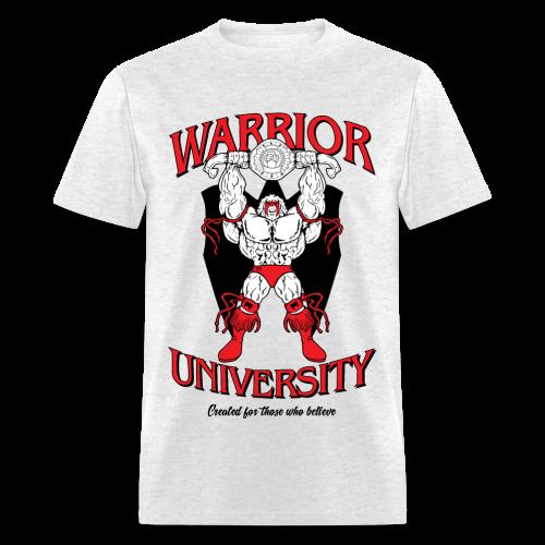 Ultimate Warrior Warrior University Shirt - Men's T-Shirt