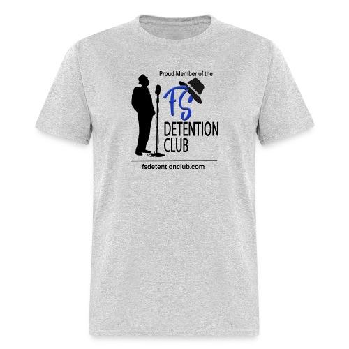 FSDC Member - Black Logo - Men's  - Men's T-Shirt