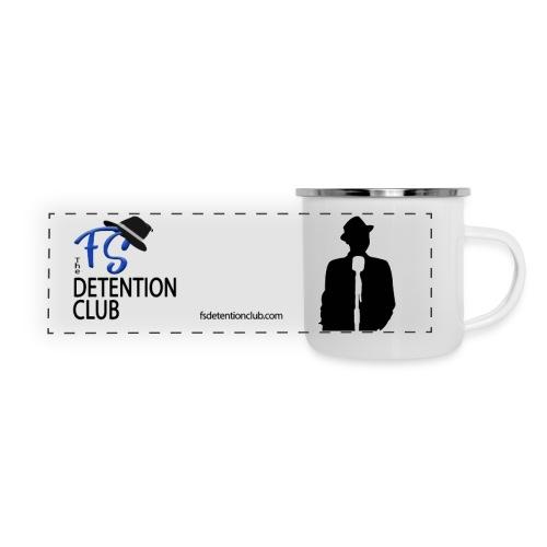 FSDC - Wrap-arund Mug - White - Panoramic Camper Mug
