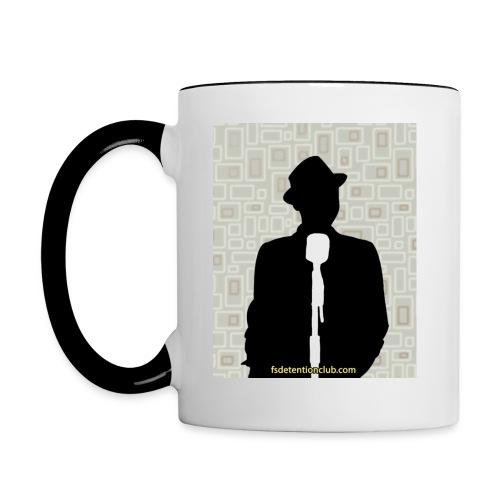 FSDC Silhouette Mug - Contrast Coffee Mug
