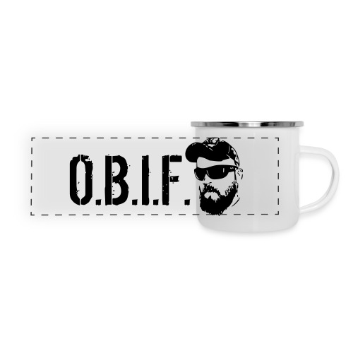 OBIF Coffee Mug - Panoramic Camper Mug