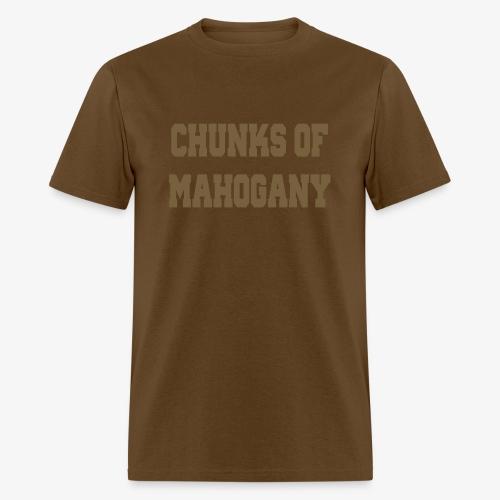 Mahogany - Men's T-Shirt