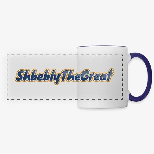 ShbeblyTheGreat Mug! - Panoramic Mug