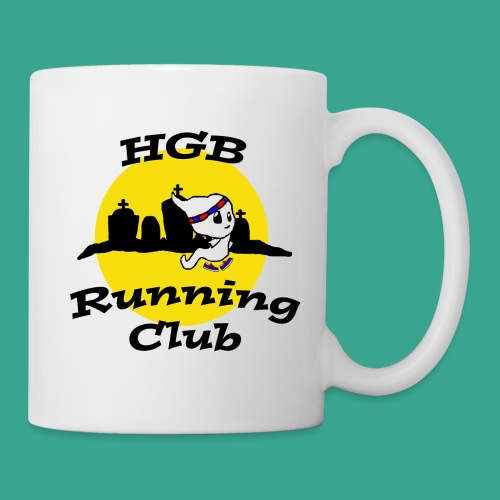 HGB Running Club Mug - Coffee/Tea Mug
