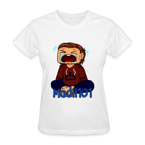 Women's Baby Modii101 T-Shirt - Women's T-Shirt
