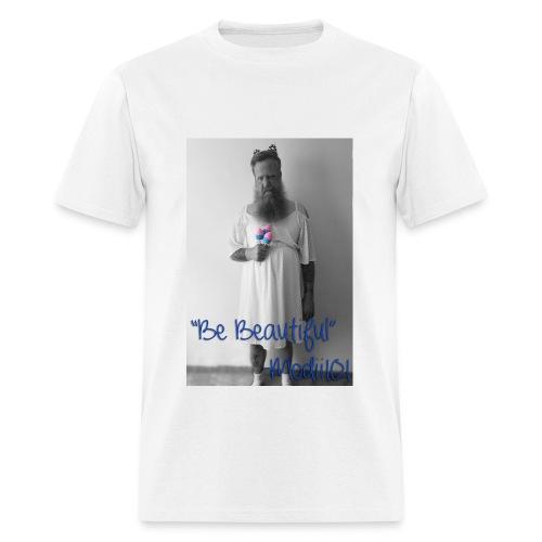 Men's Be Beautiful T-Shirt - Men's T-Shirt