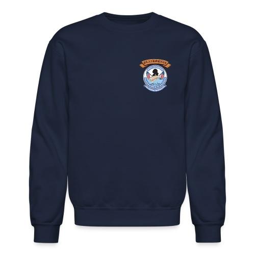 USS GEORGE WASHINGTON PLANKOWNER CREST SWEATSHIRT - Crewneck Sweatshirt