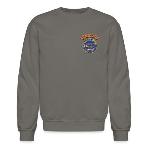 USS HARRY S TRUMAN PLANKOWNER CREST SWEATSHIRT - Crewneck Sweatshirt