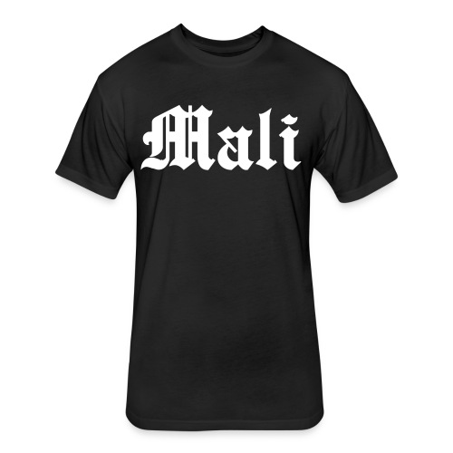 Mali - Fitted Poly - Fitted Cotton/Poly T-Shirt by Next Level