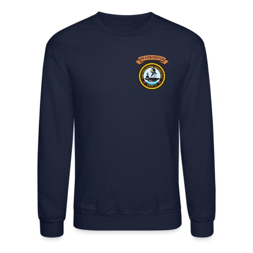 USS THEODORE ROOSEVELT PLANKOWNER CREST SWEATSHIRT - Crewneck Sweatshirt