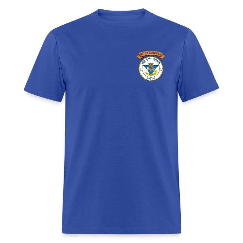 USS CARL VINSON PLANKOWNER CREST SHIRT - Men's T-Shirt