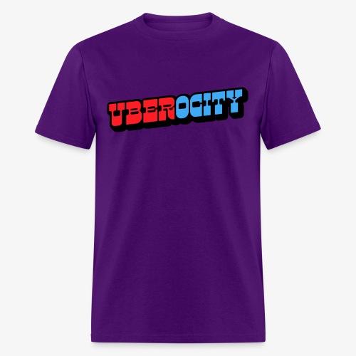 UBERocity vs the World - Men's T-Shirt