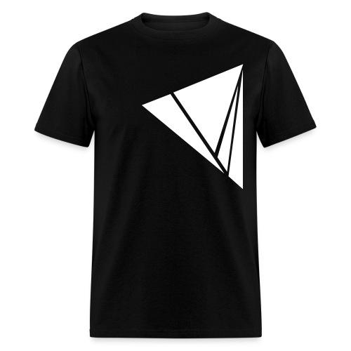 Explode in White - Men's T-Shirt