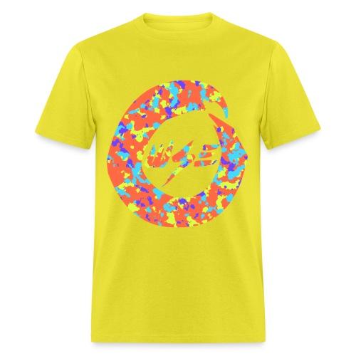 OWSE Logo | Sunspot Camo - Men's T-Shirt