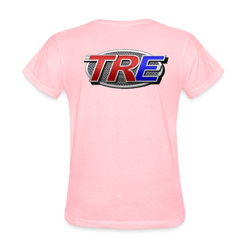 TRE Drag Racing Teamwork - Women's T-Shirt