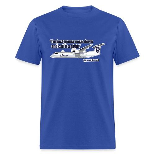 Sky King - Nose Down - Men's T-Shirt