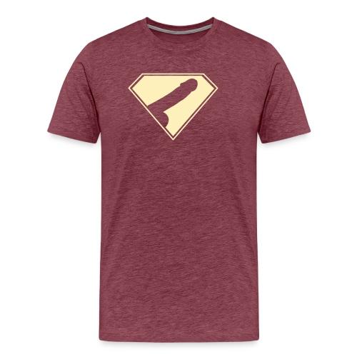 Supercock (Men's Premium Tee) - Men's Premium T-Shirt