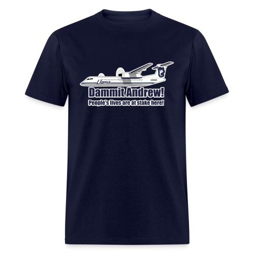Sky King - Dammit Andrew! - Men's T-Shirt