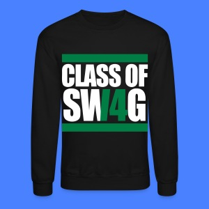 Class of 2014 Swag Long Sleeve Shirts - Crewneck Sweatshirt