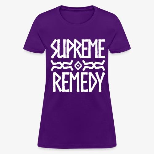Purple Women's Logo T - Women's T-Shirt