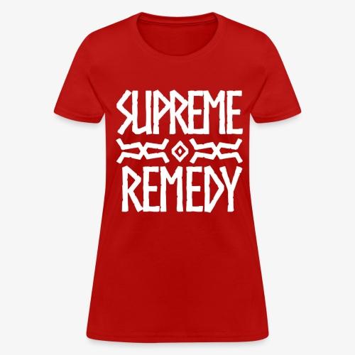Red Women's Logo T - Women's T-Shirt
