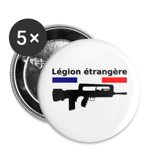 French foreign legion - Legion étrangère - Large Buttons