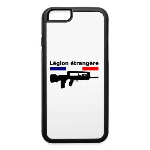 French foreign legion - Legion étrangère - iPhone 6/6s Rubber Case