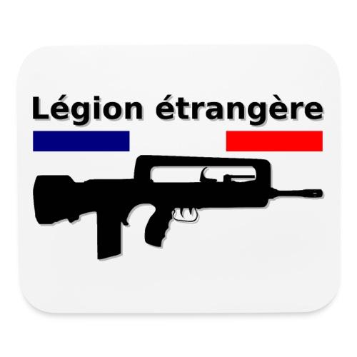 French foreign legion - Legion étrangère - Mouse pad Horizontal
