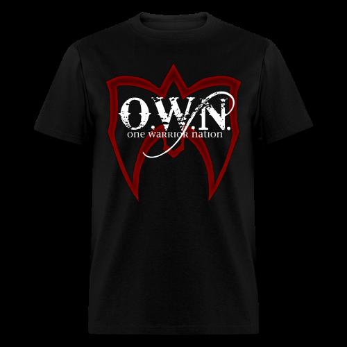 SALE Ultimate Warrior One Warrior Nation Shirt - Men's T-Shirt