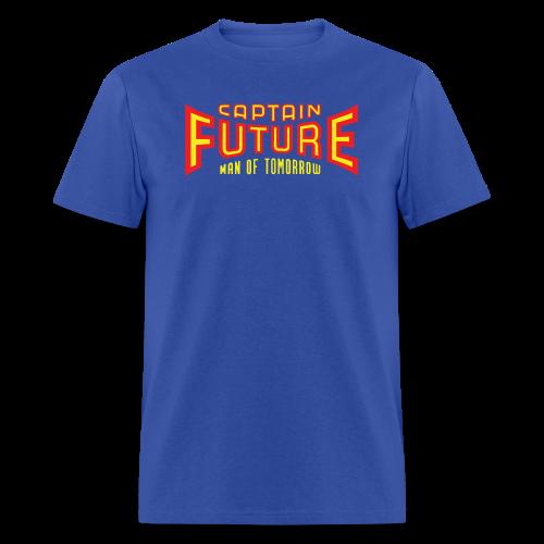 Captain Future - Men's T-Shirt