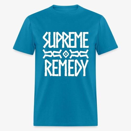 Blue Logo Men's T - Men's T-Shirt