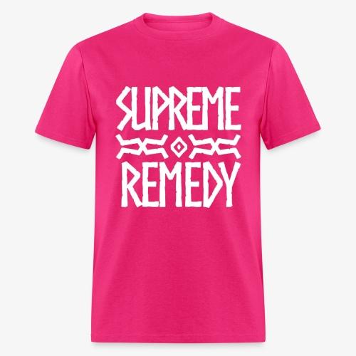Pink Logo Men's T - Men's T-Shirt