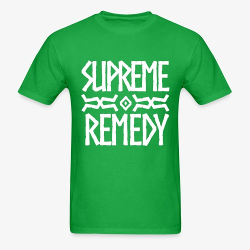 Green Logo Men's T - Men's T-Shirt