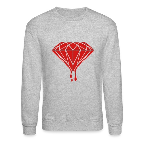 Diamond Crew Neck - Crewneck Sweatshirt