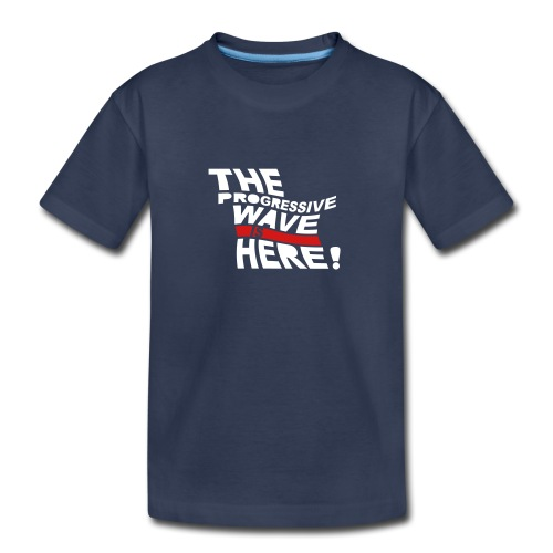 * Progressive Wave Is Here ! *  - T-shirt premium pour enfants