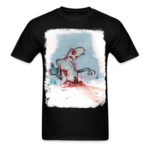 Tundra Zombie - Men's T-Shirt