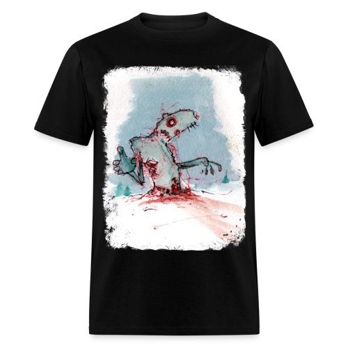 Tundra Zombie - Men's T-Shirt