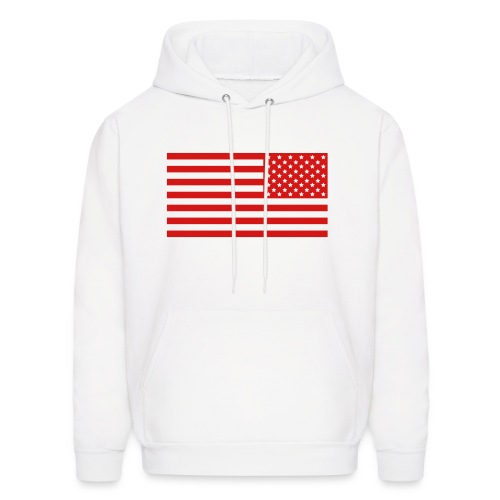 USA Hoodie - Men's Hoodie