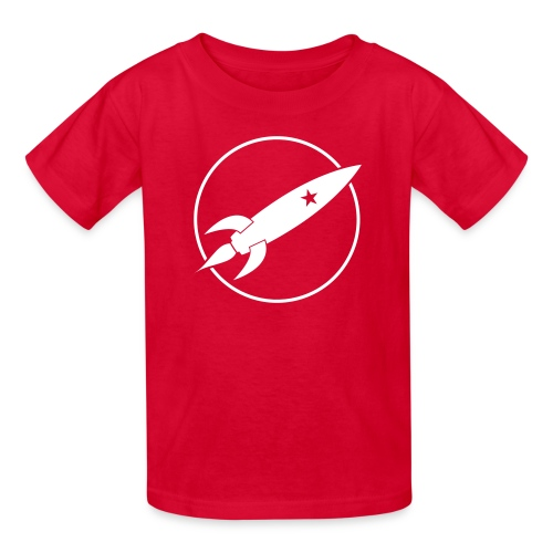 Rocket Retro - Kids' T-Shirt