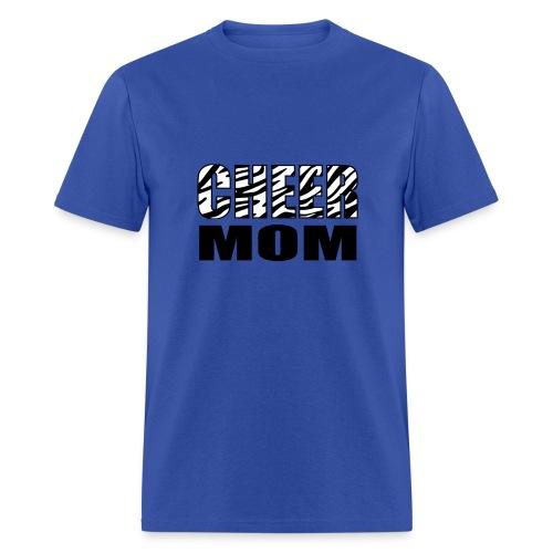 Cheer Mom Tiger  - Men's T-Shirt